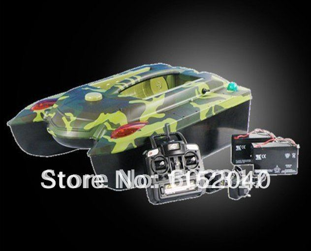 ST Model 2015 Newest JABO-3C 2.4g 6ch 6 channal Remote Control Bait Boat Fish Finder RTR RC boat VS Jabo 5A 5CG Baitboat Gift