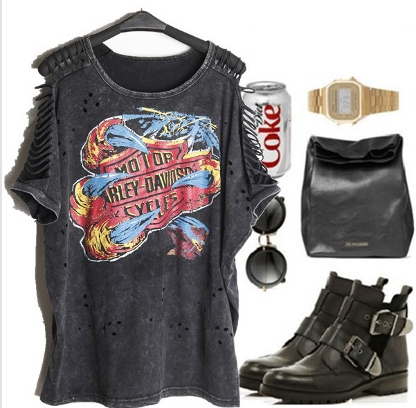 Женская футболка T shirt T Desigual /camiseTas roupas femininas camisas mujer TshirT women tops женская футболка brand new 2015 tshirt roupas femininas