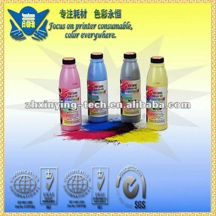 Manufacture supply color bulk laser printer toner powder for Xerox 525A by DHL free shipping(China (Mainland))