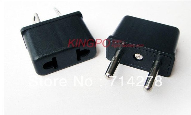 10 PCS Free shipping Wholesale Germany Standard  COnversion Plug Multi-purpose Socket/rated Power: 6 A 125 v / 250 v