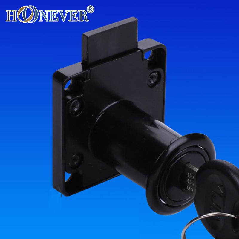 Iron Box Lock Drawer Locks Furniture Door Fashional Black Woodworking Long Lock 19*32mm(China (Mainland))