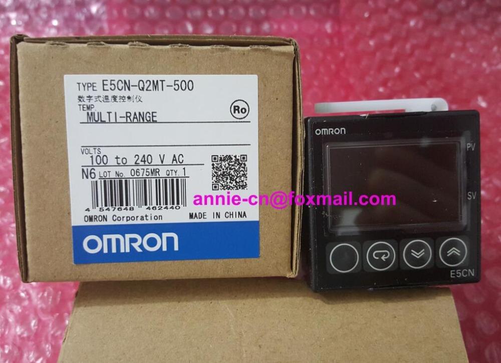 E5CN-Q2MT-500           AC100-240       OMRON         Temperature Controller<br>