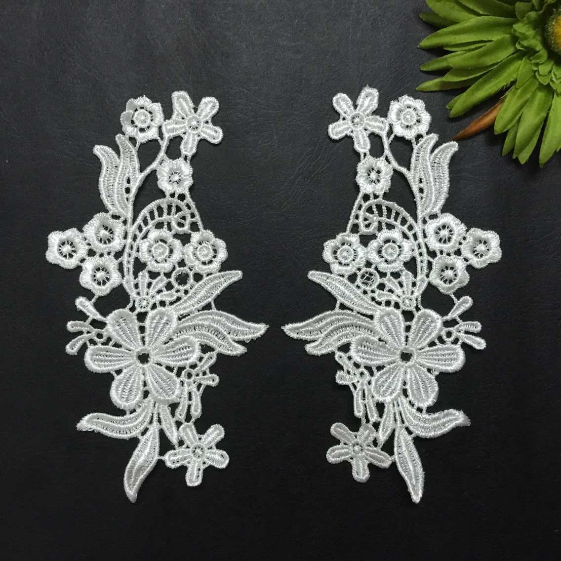 Aliexpress buy cm fancy flower embroidered lace