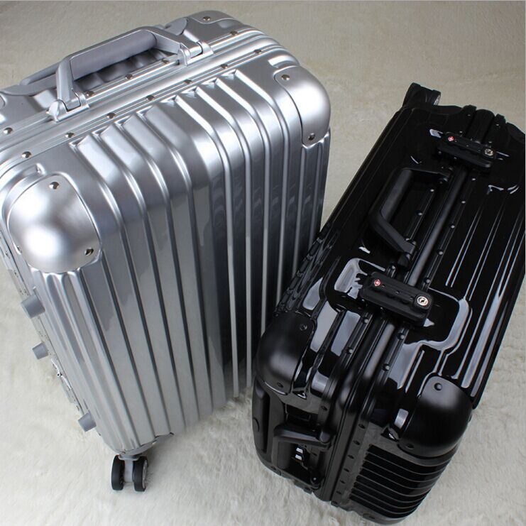 2015 New 20inch Large Capacity Travel Suitcases, Men Business Travelling Luggage, Women Waterproof Spinner Trolley Suitcase(China (Mainland))