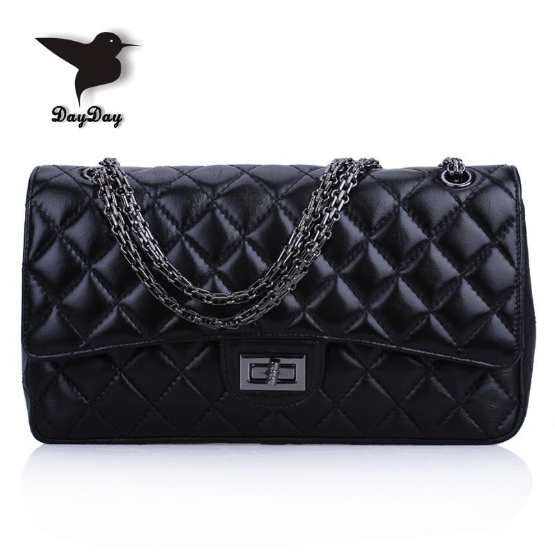 New Hot Selling Fashion Bags Women Messenger Bag 100% sheepskin Genuine Leather Handbags Shoulder bags supper soft  freeshipping<br><br>Aliexpress