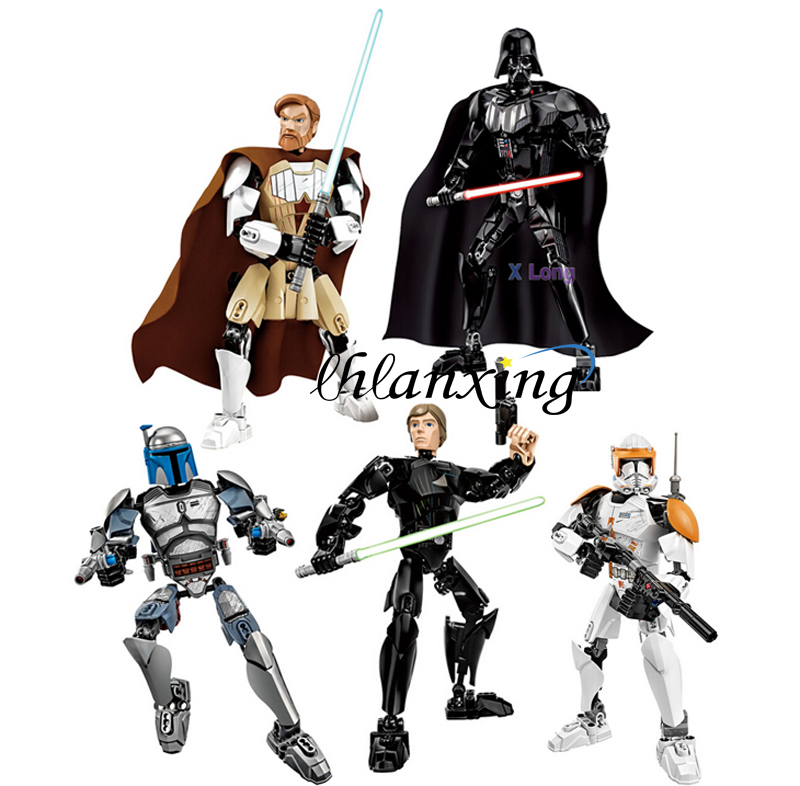 NEW hot Star Wars 7 Force Awakens Darth Vader Building Blocks Bricks Compatible action figure toys Christmas toy<br><br>Aliexpress