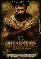 """13 The Wolverine Logan Hugh Jackman 2013 movie 14""""x20"""" inch wall Poster with Tracking Number"""