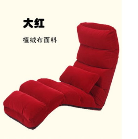 Geweldig multi-color massage sofa fauteuil, classic legless vloer sofa ...