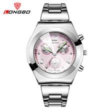 Luxury waterproof women watches fashion ladies quartz watch women wristwatch dress relogio feminino casual reloj mujer LB8399(China (Mainland))