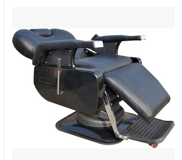 Massage chair, barber chair. Can put down can lift hairdressing chair. T - 5011(China (Mainland))