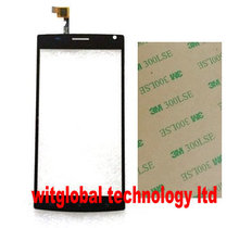 Black New touch screen 7″ Megafon Login 2 Login2 MT3A Tablet Touch panel Digitizer Glass Sensor Replacement Free Shipping
