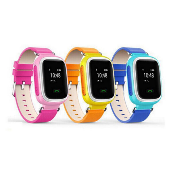 2016 New Children GPS Q60 Smart Watch Wristwatch SOS Call Location Finder Locator Device Tracker for Kid Safe Anti Lost Monitor(China (Mainland))