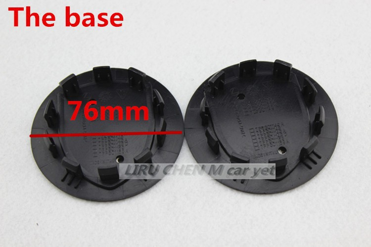 100PCS/set Car AMG Wheel Center Cap For Mercedes Benz ABS 76MM Wheel Cover Hubcaps Badge Auto Styling Accessories AMG Emblem(China (Mainland))