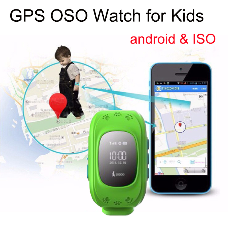 GPS Tracker for Kids OLED screen Satellite Bracelet Wristband smart watch GPRS Anti-lost for Kids Child Older gsm gps tracker(China (Mainland))