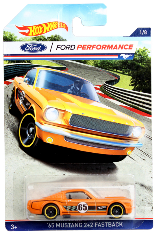 65 MUSTANG 2+2 FASTBACK Whosale Genuine Boy girl children Toys sport car HOT WHEELS Metal models Toys With Original Box(China (Mainland))