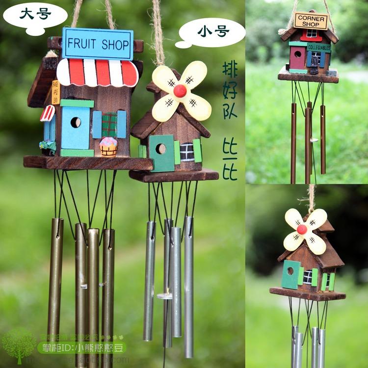 Promoción de pequeña cabaña de decoración ...