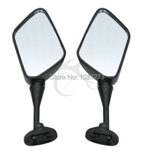 Motorcycle Accessories Black Rear View Mirror For HYOSUNG GT125R GT250R GT650R GT650S New(China (Mainland))