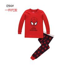 Buy 2016 new girls boys pijamas kids captain america spiderman pijamas children sleepwear kids superman pajamas sets baby pyjamas for $6.40 in AliExpress store