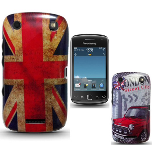 Keep calm and carry on London Hard Back Skin Bag Case Cover Hardcase For Blackberry Curve 9380(China (Mainland))