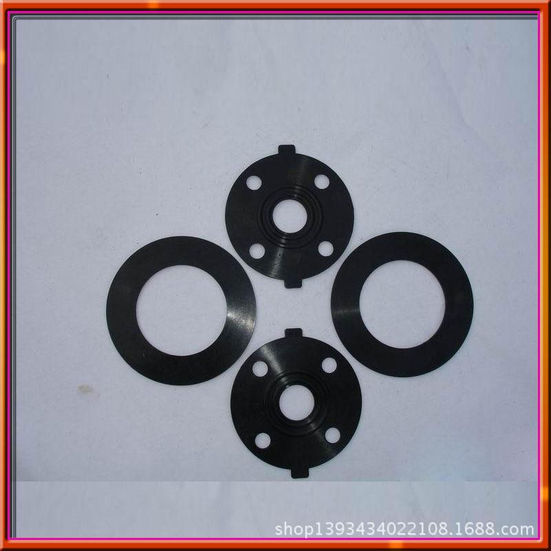 Seals Nitrile rubber gasket NBR rubber flange gasket oil seal(China (Mainland))