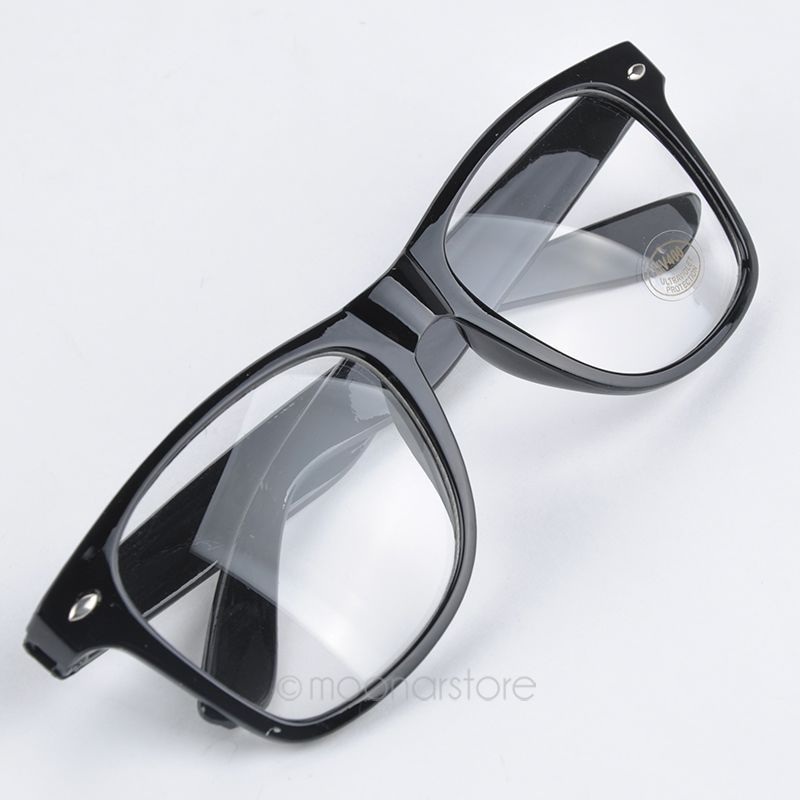 Fashion Summer Style Candy Color Glasses Unisex Clear Lens Wayfarer Nerd Geek Glasses Men Women Eyewear PMHM110*70(China (Mainland))