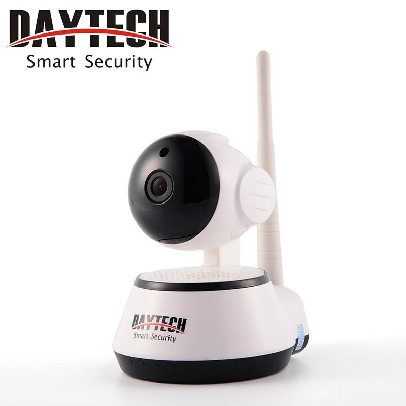 daytech ip camera wifi wireless home security camera surveillance camera 720p network baby. Black Bedroom Furniture Sets. Home Design Ideas