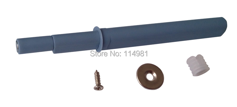 Push Open System for Cabinet Door & Drawer Catch Latch Concealed type with magnet PL06(China (Mainland))