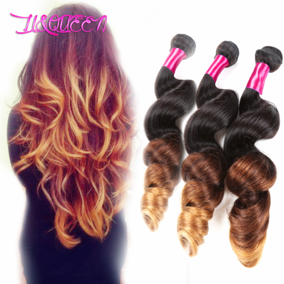 Peruvian Loose Wave Virgin Hair 3pcs 6A Unprocessed Peruvian Virgin Hair Peruvian Hair Cheap Ombre Hair Extensions Loose Wave<br><br>Aliexpress