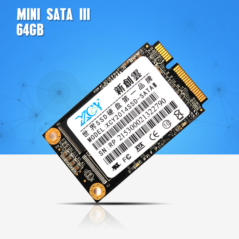 ssd sata 64gb SSD Hard Drive msata ssd Can be used for desktop/laptop/server<br><br>Aliexpress