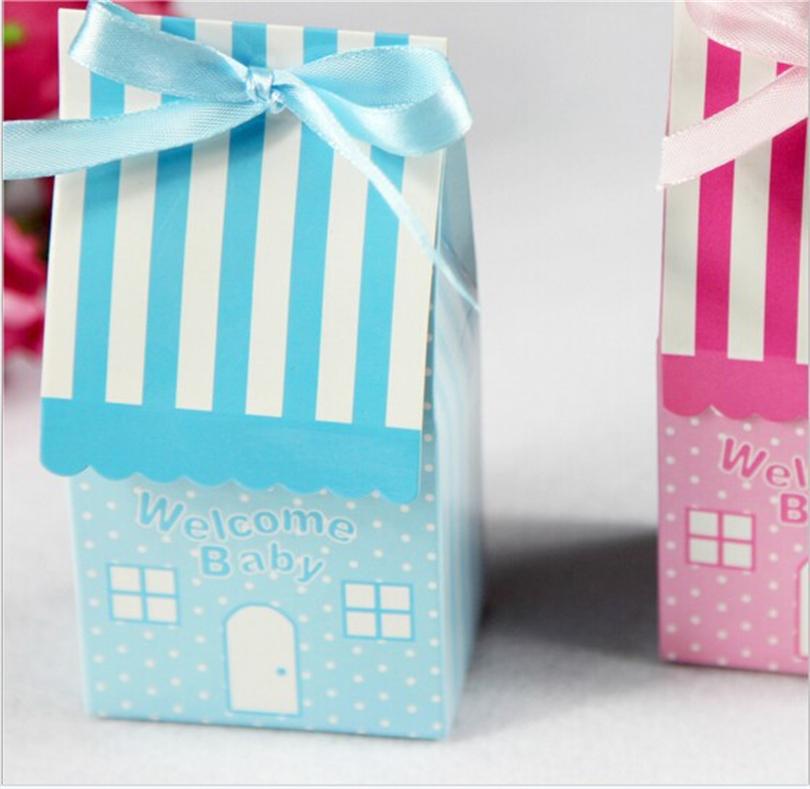 Fontes do partido do evento decoração casa acessórios do casamento saco bonito doces chá de bebê papel de luxo favorece caixa de presentes para convidado(China (Mainland))