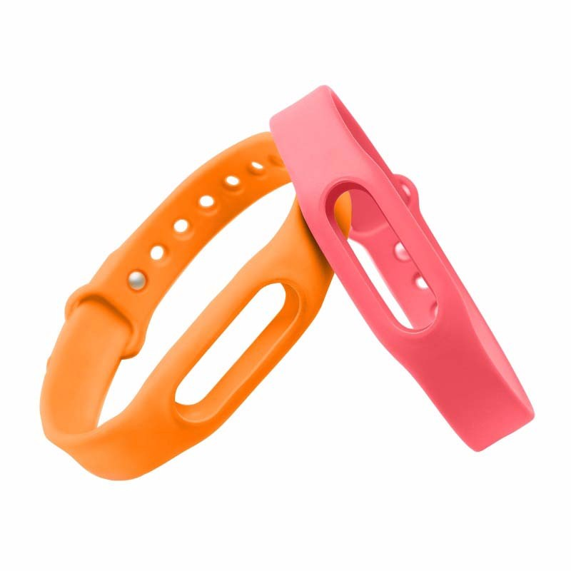 image for 100% Original Xiaomi Band Bracelet Silicon Strap For Xiaomi Mi Band 1S