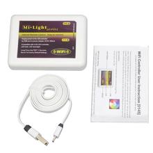 Ми-света гамма контроллер затемнения 2.4 г беспроводной wi-fi из светодиодов для RGB RGBW одного цвета из светодиодов полосы и ми-света лампы