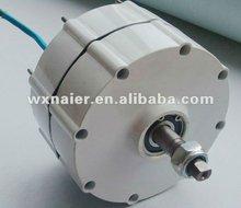 600w 12v/24v permanent magnet generator wind alternator