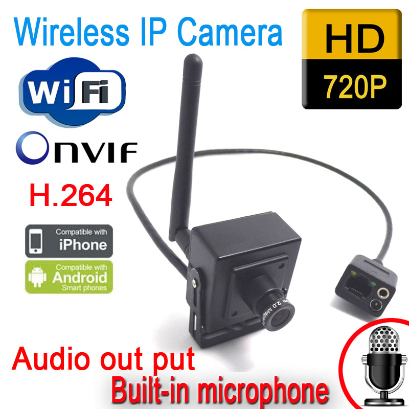 cctv mini ip camera wifi surveillance system wireless home ...