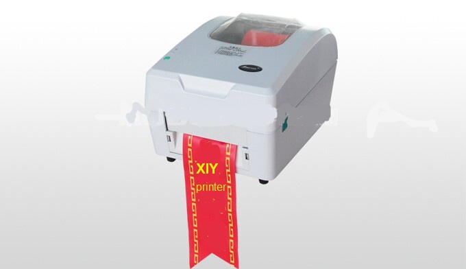 printing on ribbon machine