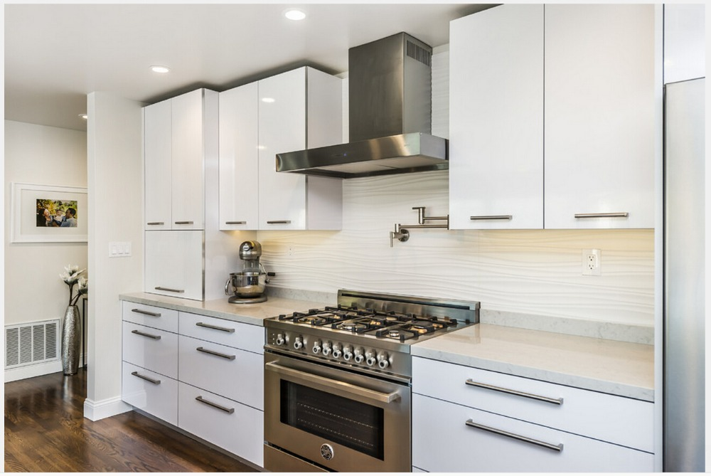 Compra muebles de cocina modernos online al por mayor de for Muebles de cocina 1 metro