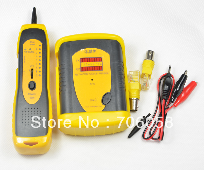 Audio Cable Tester Audio Network Tester Cable