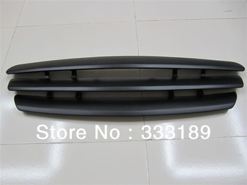 Mesh Grille Grills Car Front Grille For Mercedes-Benz ML320 ML350 ML430 ML500 ML550 FRP Materials