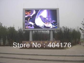 P10 Full Color with Sound System Vehicle Mounted Truck Mobile LED Display