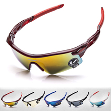 Cycling Glasses UV400 Outdoor Sports Driving Running Windproof Eyewear Mountain Bike Bicycle Motorcycle Glasses Sunglasses()