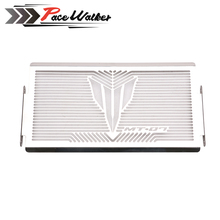 Motorcycle Radiator Grille Guard Cover Protector YAMAHA MT07 MT-07 mt 07 2014 2015 2016 - PW Store store