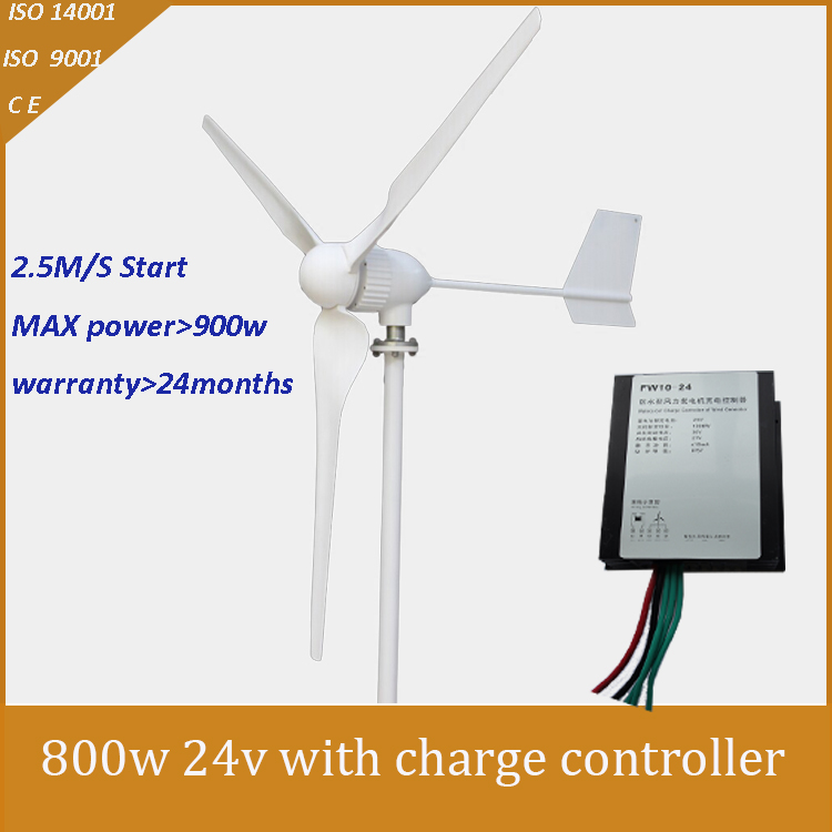 48v 800w wind generator for home use off grid(China (Mainland))