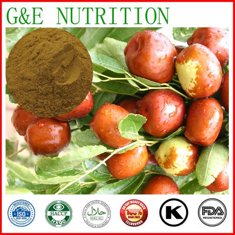1000g Jujube/ Chinese Date/ Fructus jujubae/ Fructus Zizyphi Extract with free shipping  <br><br>Aliexpress