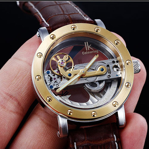 watch casual picture more detailed picture about creative creative fashion brand designers watches men luxury automatic self winding wrist watches male clock gift whatches