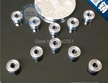 10PCS MR63 MR63ZZ ball bearing 3*6*2 mm deep groove ball bearing(China (Mainland))