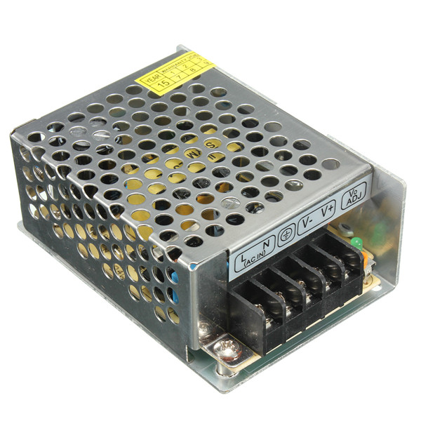 High Quality 12V 2A 25w Switching Led DC Power Supply non waterproof Led Driver For 3528