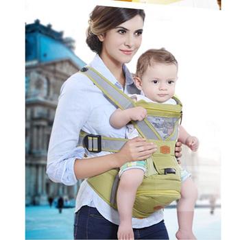 Baby Sling Wrap Multifunction Outdoor Kangaroo Baby Carrier Carriage Hipseat Backpack Mochila Hip Seat Mochila Infantil