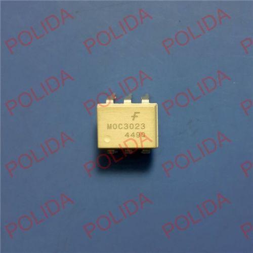 10PCS OPTOCOUPLER FAIRCHILD/MOTOROLA/QTC DIP-6 MOC3023 MOC3023M MOC3023VM The new quality is very good work 100% of the IC chip(China (Mainland))