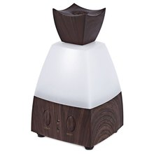 GX Diffuser GX - 04K Perfume Bottle Aromatherapy Diffuser Ultrasonic Humidifier Air Purifier with 7 Color Changing LED Light(China (Mainland))