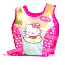 2016 Holiday Gift Child lifejacket children swimming suit Helloekitty princess help swimsuit swimming equipment buoyancy vest(China (Mainland))
